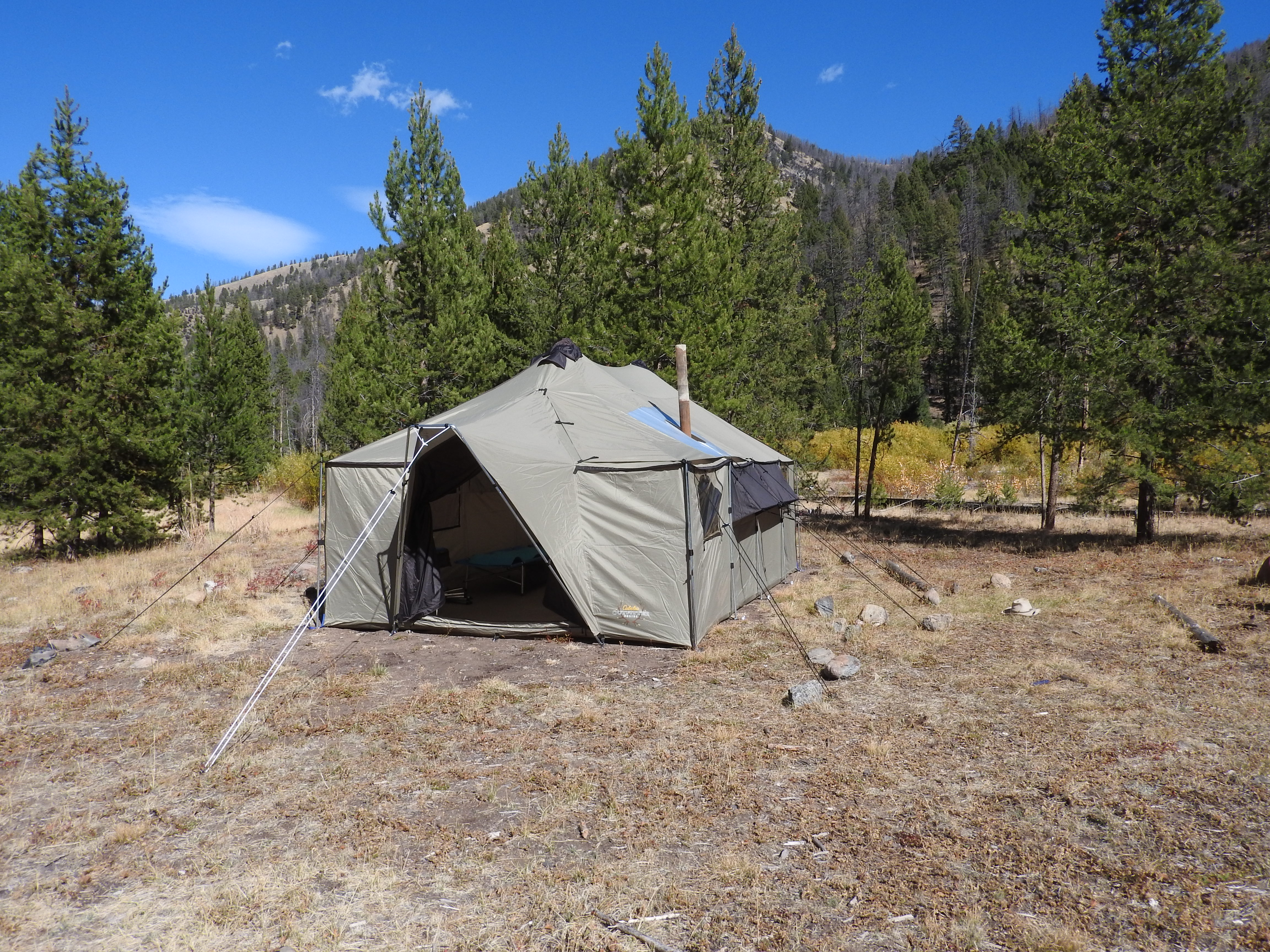 Spring Bear Drop Camps