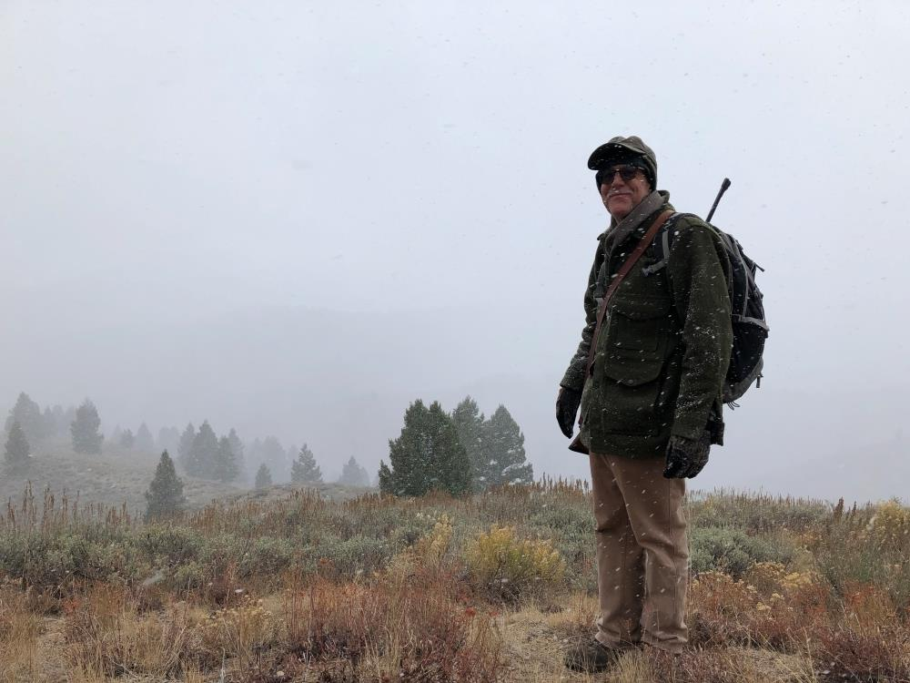 Cavanaugh hunting in Idaho 2019